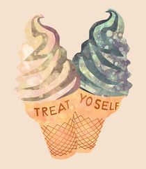 Treat Yo' Self von Kanika Mathur