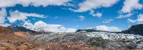 Glacier Panorama by Steffen Klemz