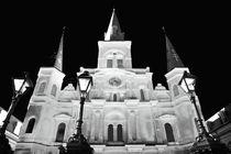St. Louis Cathedral Drama von John Rizzuto