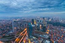 Skyscrapers by Evren Kalinbacak