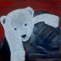 Eisbär von Sonja Blügel