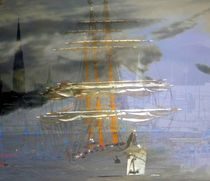 Gorch Fock 2 by Peter Norden