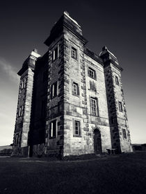 The Cage - Lyme Park von Oliver Wood