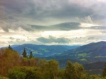 Autumn skies 02 by Mikel Cornejo Larrañaga