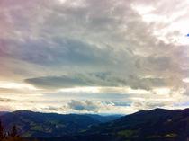 Autumn skies 03 by Mikel Cornejo Larrañaga