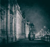 Luxembourg evening by Maciej Markiewicz