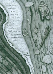 Sea Shells Poem von Richie Montgomery