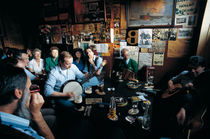 Irish Pubs Sunday Morning Session Cairbre's Drogheda by robert-von-aufschnaiter