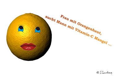 Spruch-orange