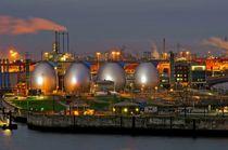 Industrie Hafen von fotolos