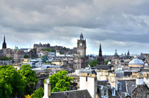 Edinburgh  by caladoart