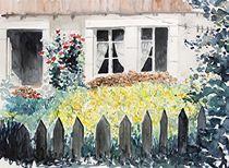 Gartenidyll von Bruno Schmidiger