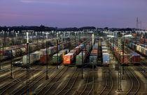 Güterbahnhof Maschen by Joachim Hasche