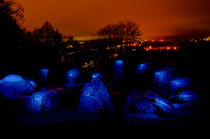 Blue Stones by jstauch
