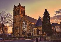 Jemond Parish Church von John Ellis