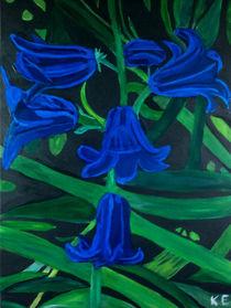 Glockenblumen 2 by Klaus Engels
