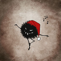 Dark Evil Christmas Bug von Boriana Giormova
