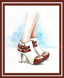 Carla  shoes von Tania Santos
