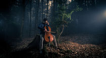 Silent Cello von Ben Bürkle