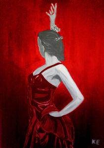 Feuriger Flamenco von Klaus Engels