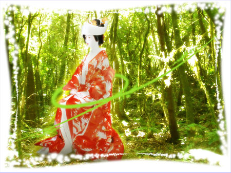 The-forest-bride