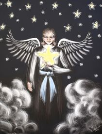 Star Angel by Christi Ann Kuhner