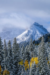 New Snow on the Mountains by Barbara Magnuson & Larry Kimball
