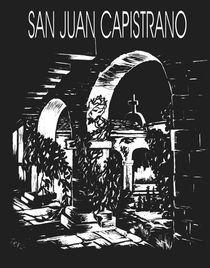 Scratchboard - San Juan Capistrano, CA von tiritilli