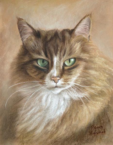 Cat-pastel-painting-faa