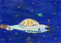 Das drollige Julchen : Im Raumschiff by Monika Blank-Terporten