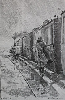 0029 - Bahnbeamter by stiche. biz