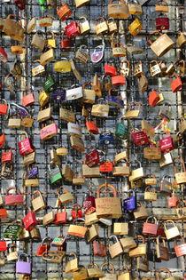 Liebesschlößer - Love locks von ropo13