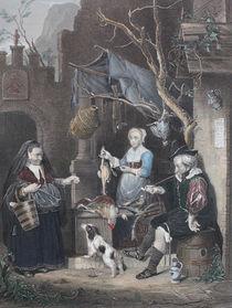 0167 - Geflügelhändler von stiche. biz