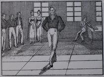 0383 - Tanzmeister - Dancer  von stiche. biz