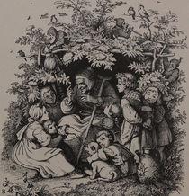 0991 - Märchenerzählerin - Fairy Teller  von stiche. biz
