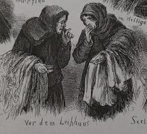 1173-3 Frauen vor dem Leihaus von stiche. biz