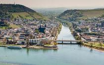 Rhein-Nahe-Eck by Erhard Hess