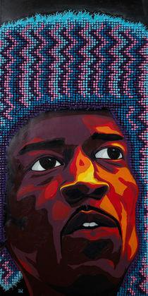 Jimi - Electric Feel von Andre Woolery