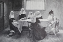 9147 - Nonnen von stiche. biz