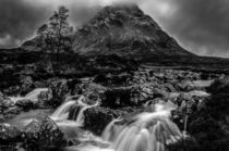 Scottish Mountain Scenery von John Hastings