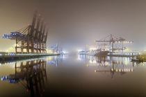 Typical Hamburg Harbour von Kristian Goretzki