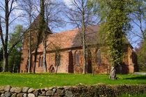 Thomaskirche Damshagen by Sabine Radtke
