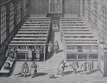 9583 - Bibliothekar by stiche. biz