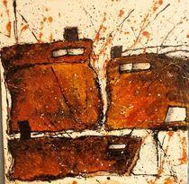 Red Houses von Marie-Nathalie Kröss