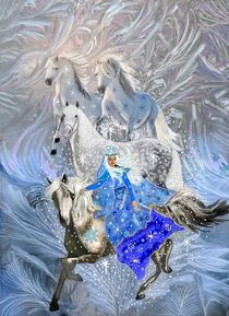 Die Pferde der Winterfee by Heidi Schmitt-Lermann