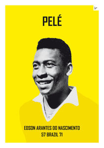 My soccer legends - Pele by chungkong