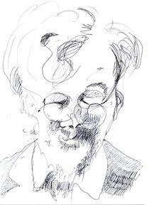 Dostojewskij by Reiner Poser