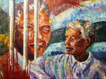 Nelson Mandela - Being Rohilhalha by Cornelia Es Said