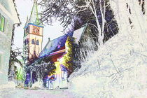 German Church von robert-boss