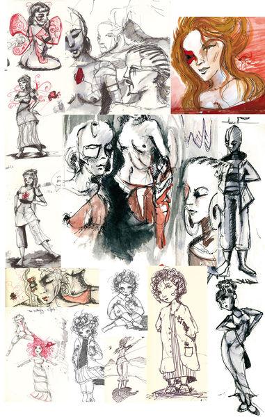 Collage-comic